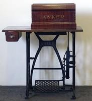 0W532 Antik működő ANKER varrógép