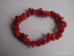 Vörös Korall Karkötő