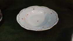 Zsolnay tollazott tányér
