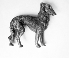 Agár kutya dísztárgy  208.
