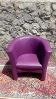Modern rusztikus fotel