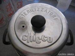 CHICCO sterilizáló
