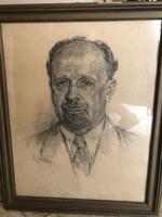 Walter Ulbricht portré