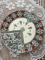 Fischer Emma süteményes tányér
