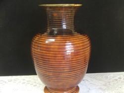 Régi Gránit nagy méretű kerámia váza