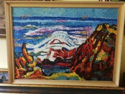 Vén Emil festmény eladó