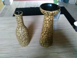 Retro kerámia vázák