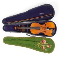 0X180 Stradivarius hegedű tokkal vonóval 1721 AS