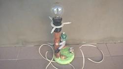 Kerámia lámpa