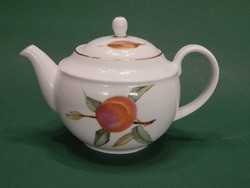Royal Worcester teáskanna