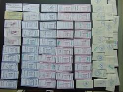 72 darab bankjegy kötegelő LOT !
