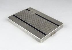 0X224 Régi jelzett ezüst cigaretta tárca dózni