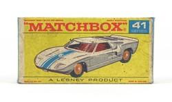 0X304 MATCHBOX Superfast Ford G.T. doboz