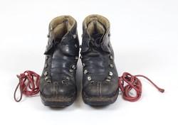 0X316 Régi RELTER bőr sícipő síbakancs