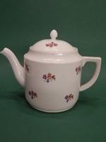 Antik Zsolnay nagyméretű teáskanna