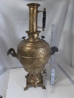 Szamovár réz  teafőző 100.000 forint