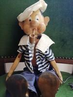 Popeye régi fa bábu