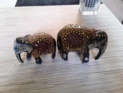 Indiai elefåntok