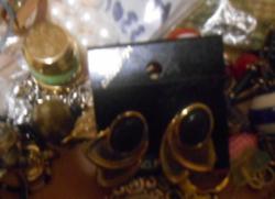 Bizsu Ékszer Csomag  Vintage Ékszertartó Dobozzal! ( 3,5 kg)+Ajándék Ékszertartó Állvánnyal
