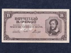 Egymillió B.-pengő 1946/id 7109/