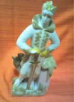 31 centis porcelán vadász