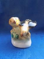 Bodrogkeresztúri kerámia madár pár figura (po-2)