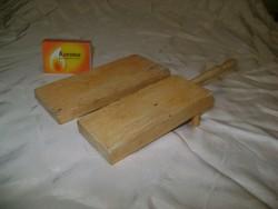 Csigatészta készítő - két darab