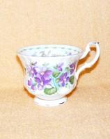 Royal Albert ibolyás évszakos csésze