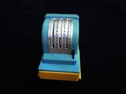 Retró babaházi pénztágép