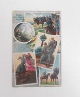 Első világháborús levelezőlap képeslap