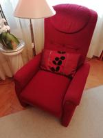 Relax Dönthető kényelmes fotel elektromos szabályozással