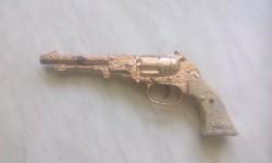 Retro kapszlis pisztoly
