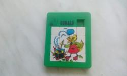 Retro tologatós játék (Donald kacsa)