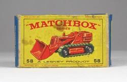 0X328 MATCHBOX Drott Excavator doboz