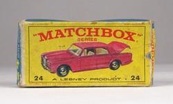 0X327 MATCHBOX Superfast Rolls-Royce doboz