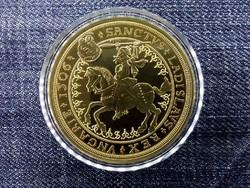 Magyar aranyóriások II. Ulászló arany veretű guldiner 1506 PP/id 9988/
