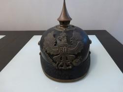 Eredeti 1 világháborús Porosz sisak