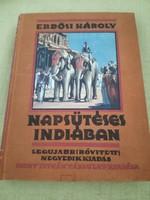 Erdösi Károly: Napsütéses Indiában