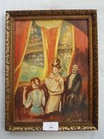 Biai-Föglein István festmény