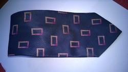 Selyem Nyakkendő Cedarwood State márk. sötétkék-alkalmi ár !