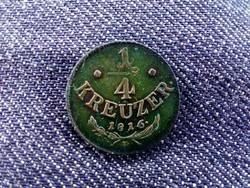 Ausztria II. Ferenc 1/4 Krajcár 1816 B/id 9396/
