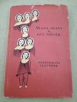 Népek meséi 7. Maya-Mayí a hét nővér