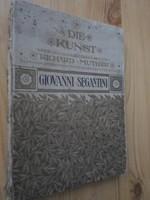Die Kunst sorozatból: Giovanni Segantini szecessziós , antik
