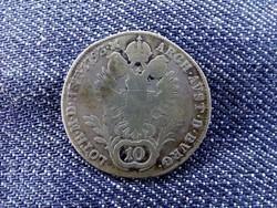 Ausztria II. Ferenc .500 ezüst 10 Krajcár 1793 A/id 9386/
