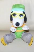 Snoopy plüss figura