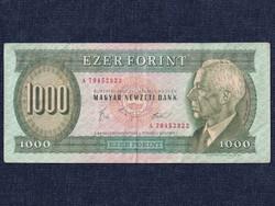 Zöld 1000 Forint 1983 március, A sorozat/id 8067/