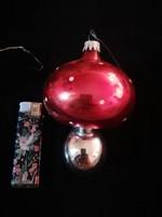 Gyűjteményből igazi antik karácsonyfa díszek 6.