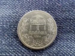 Osztrák-Magyar Korona érmék ezüst (.835) 1 Korona 1894 KB/id 9362/