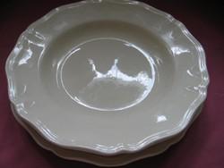 Sarreguemines tányér pár