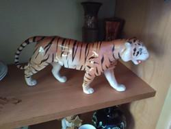 Porcelán tigris eladó